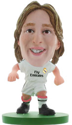 Luka Modric Real Madrid Home (2014/15) Soccerstarz
