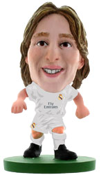 Luka Modric Real Madrid Home (2015/16) Soccerstarz