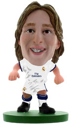 Luka Modric Real Madrid Home (2016/17) Soccerstarz