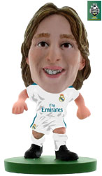 Luka Modric Real Madrid Home (2017/18) Soccerstarz