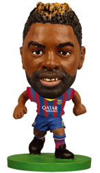 Alex Song Barcelona Home (2013/14) Soccerstarz