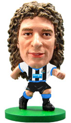 Fabricio Coloccini Newcastle United Home (2015/16) Soccerstarz