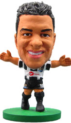 Hatem Ben Arfa Newcastle United Home (2012/13) Soccerstarz