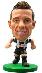 Yohan Cabaye Newcastle United Home (2012/13) Soccerstarz