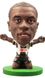 Demba Pappis Cisse Newcastle United Home (2012/13) Soccerstarz