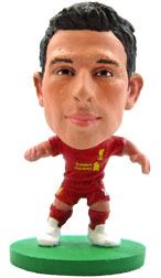 Joe Allen Liverpool Home (2012/13) Soccerstarz