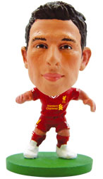 Joe Allen Liverpool Home (2013/14) Soccerstarz