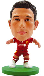 Joe Allen Liverpool Home (2014/15) Soccerstarz