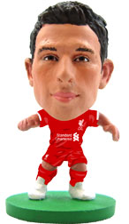 Joe Allen Liverpool Home (2015/16) Soccerstarz