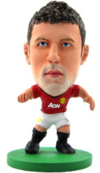Michael Carrick Manchester United Home (2012/13) Soccerstarz