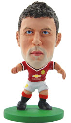 Michael Carrick Manchester United Home (2014/15) Soccerstarz