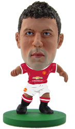 Michael Carrick Manchester United Home (2015/16) Soccerstarz