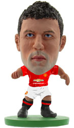 Michael Carrick Manchester United Home (2016/17) Soccerstarz