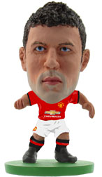 Michael Carrick Manchester United Home (2017/18) Soccerstarz