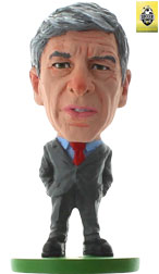 Arsene Wenger Arsenal Suit Soccerstarz