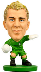Joe Hart Manchester City Home (2012/13) Soccerstarz