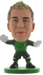 Joe Hart Manchester City Home (2013/14) Soccerstarz