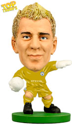 Joe Hart Manchester City Home (2016/17) Soccerstarz