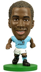 Yaya Toure Manchester City Home (2013/14) Soccerstarz