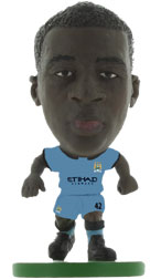 Yaya Toure Manchester City Home (2014/15) Soccerstarz