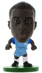 Yaya Toure Manchester City Home (2016/17) Soccerstarz