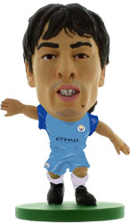 David Silva Manchester City Home (2016/17) Soccerstarz