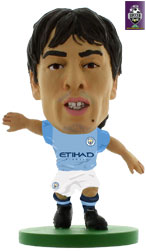 David Silva Manchester City Home (2018/19) Soccerstarz
