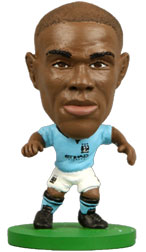 Micah Richards Manchester City Home (2012/13) Soccerstarz