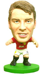 Nick Powell Manchester United Home (2013/14) Soccerstarz