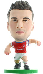 Carl Jenkinson Arsenal Home (2013/14) Soccerstarz