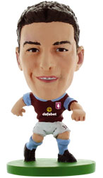 Ashley Westwood Aston Villa Home (2013/14) Soccerstarz