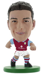 Ashley Westwood Aston Villa Home (2015/16) Soccerstarz