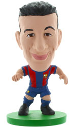 Sergio Busquets Barca Toons Home Soccerstarz