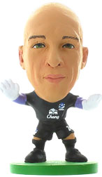 Tim Howard Everton Home (2013/14) Soccerstarz