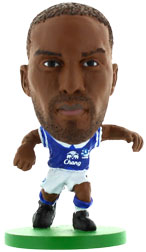 Sylvain Distin Everton Home (2013/14) Soccerstarz