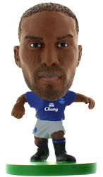 Sylvain Distin Everton Home (2014/15) Soccerstarz