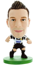 Mathieu Debuchy Newcastle United Home (2013/14) Soccerstarz