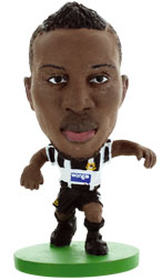 Mapou Yanga-Mbiwa Newcastle United Home (2013/14) Soccerstarz