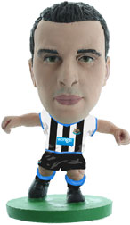 Steven Taylor Newcastle United Home (2015/16) Soccerstarz