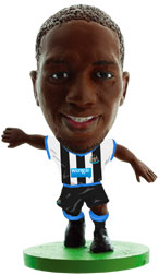 Moussa Sissoko Newcastle United Home (2015/16) Soccerstarz