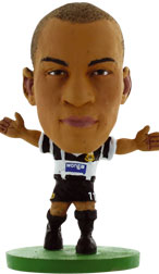 Yoan Gouffran Newcastle United Home (2013/14) Soccerstarz