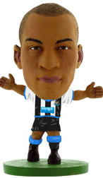 Yoan Gouffran Newcastle United Home (2015/16) Soccerstarz
