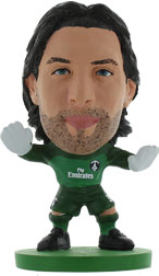 Salvatore Sirigu Paris St Germain Home (2013/14) Soccerstarz