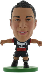 Gregory Van Der Wiel Paris St Germain Home (2013/14) Soccerstarz