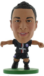 Gregory Van Der Wiel Paris St Germain Home (2014/15) Soccerstarz