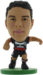 Thiago Silva Paris St Germain Home (2013/14) Soccerstarz