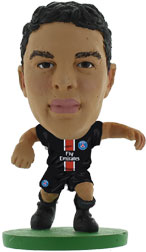 Thiago Silva Paris St Germain Home (2015/16) Soccerstarz