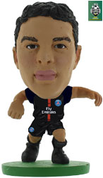 Thiago Silva Paris St Germain Home (2017/18) Soccerstarz
