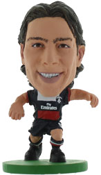 Maxwell Paris St Germain Home (2013/14) Soccerstarz