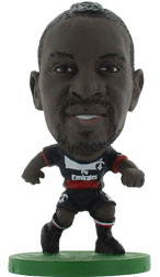 Mamadou Sakho Paris St Germain Home (2013/14) Soccerstarz